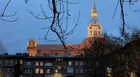 Kirche in Katowice