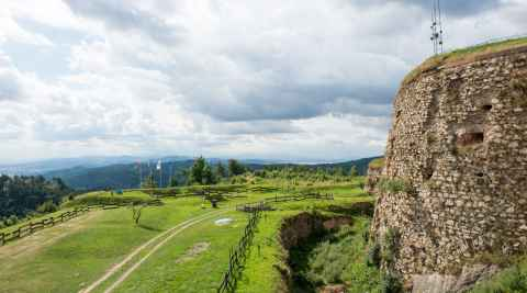 Donjon Festung Silberberg (Twierdza Srebrnogórska)