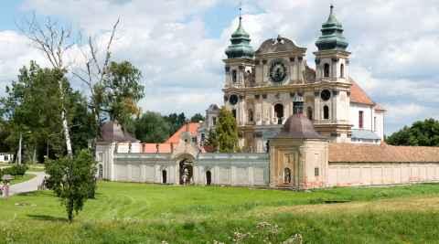 Wallfahrtskirche in Crossen (Krosno)