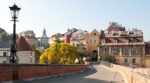 Grodzka-Tor in Lublin