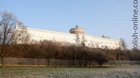 Burg und Dreifaltigkeitskirche Lublin