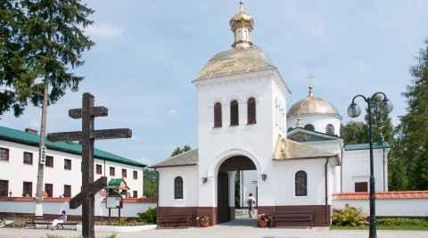 Kirche des Hl. Onufry in Jabłeczna