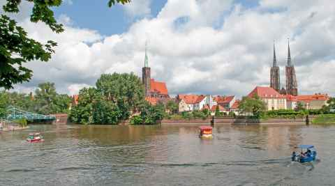 Dom in Breslau (Wrocław)